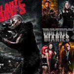 Vigilante Diaires - Poster - Kevin L. Walker Rampage Jackson Michael Jai WHite Michael Madsen