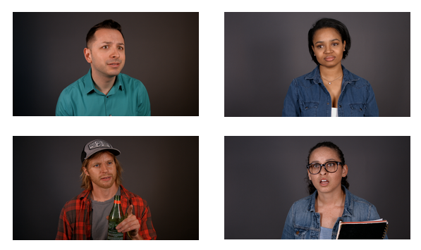 Self Tape/Video Audition - The Creation Station Studios