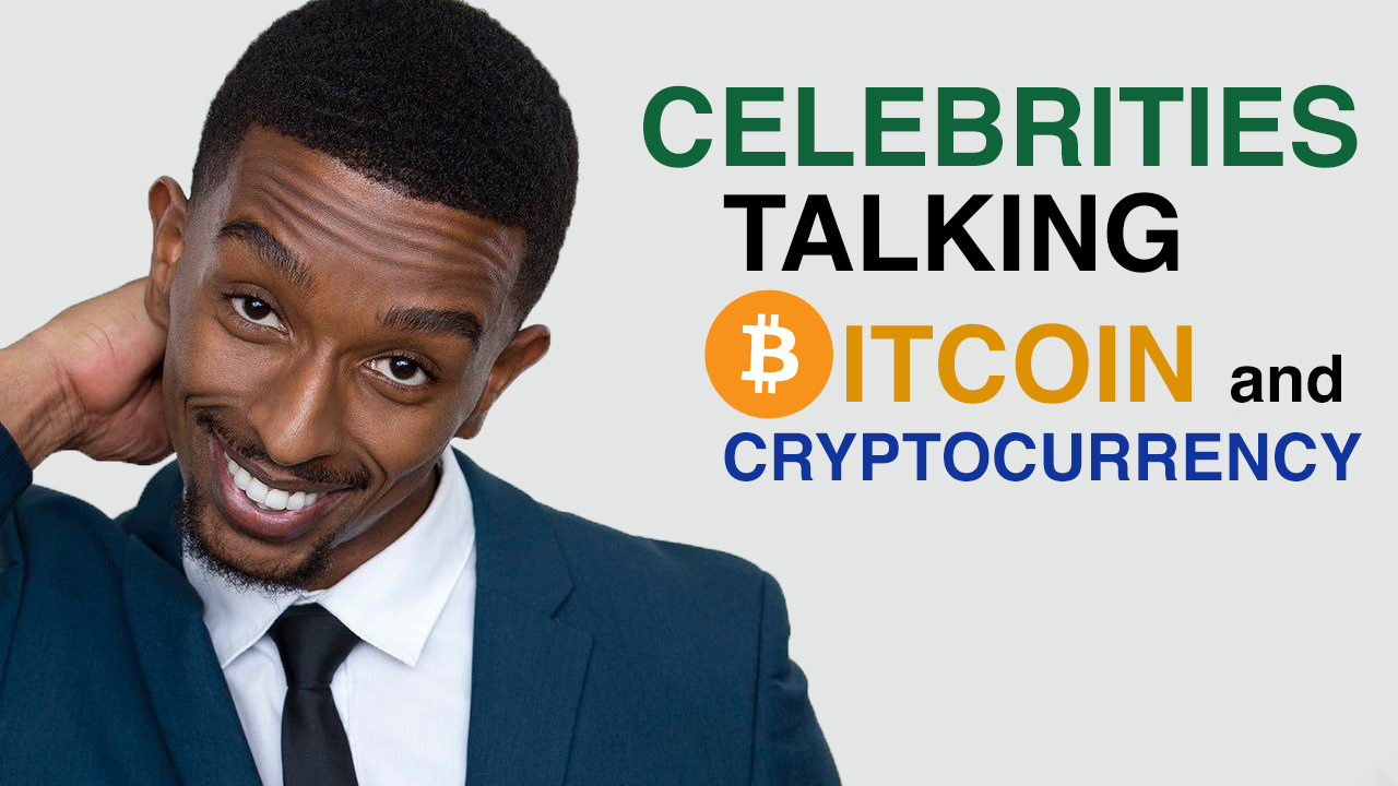 Kevin L. Walker, NAS, Jamie Foxx and Celebrities talking bitcoin and cryptocurrency