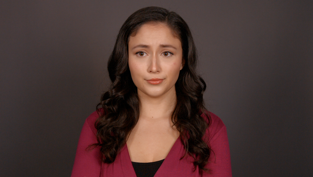 Erica Marie Sanchez - Self Tape Audition Booking - Steven Spielberg Amazing Stories Reboot
