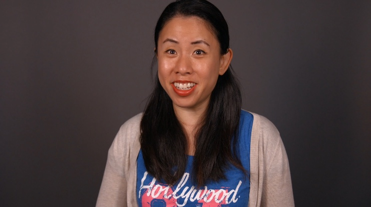 Joanne Chew - Self Tape Audition Booking of Boomers Season 2 -- The Creation Station studios