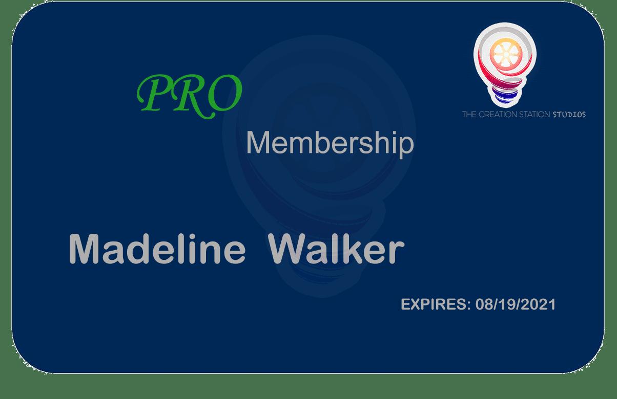 PRO front creator Membership