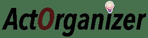 ActoOrganizer Logo LARGE