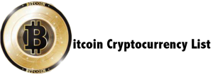 Bitcoin Cryptourreny List LOGO