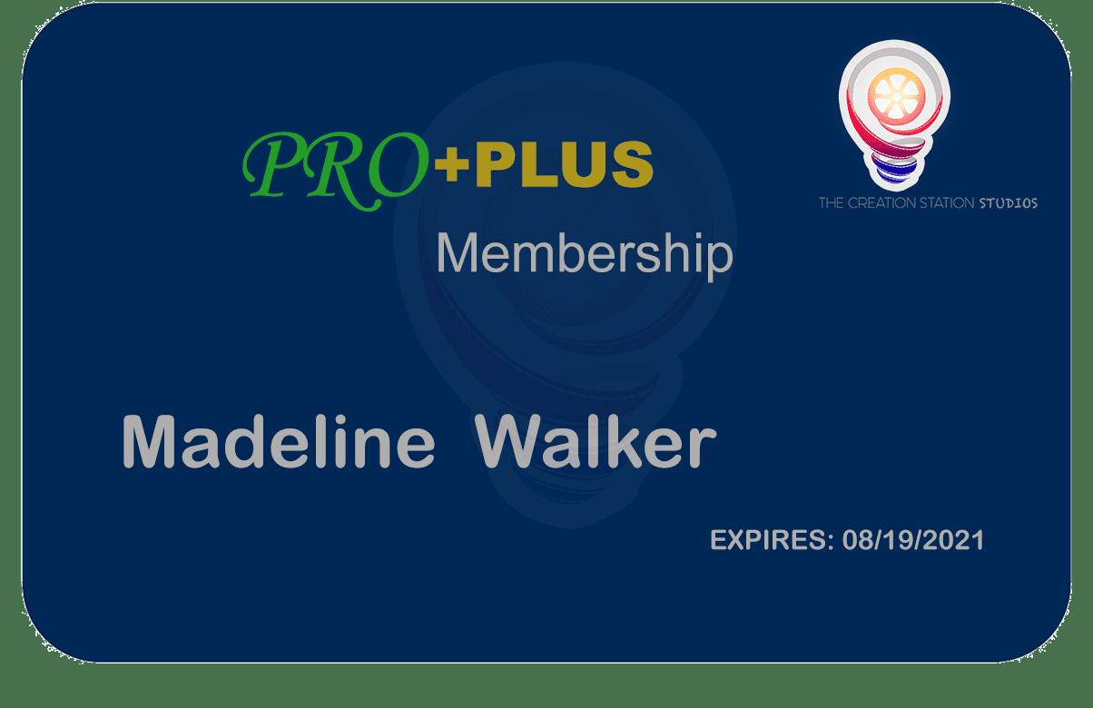PRO front creator Membership 2