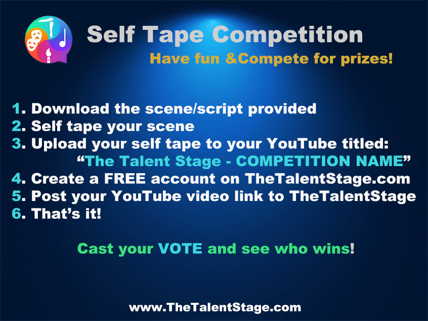 The Talent Stage - ad1