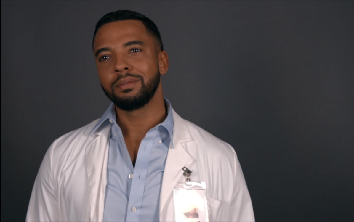 Actor Christian Keyes BOOKS a Role on FOX's 9-1-1- from his Self Tape!