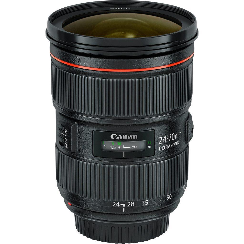 Canon usm ii ef mount 24-70 zoom